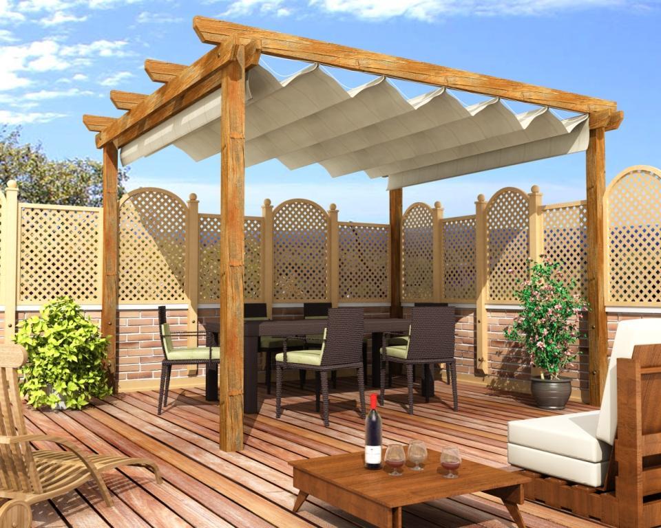 Laraguillen toldos y pergolas en murcia for Tipos de toldos para terrazas